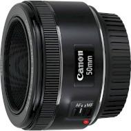Об'єктив CANON EF 50mm f/1.8 STM (0570C005)