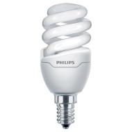 Лампочка люминесцентная PHILIPS Tornado Mini E14 8W 2700K 220V (929689174303)