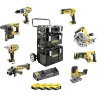Набір електроінструментів DEWALT DCK856P4