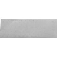 Наліпки на клавіатуру VOLTRONIC прозорі з білими літерами RU