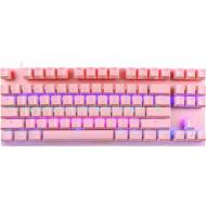 Клавіатура MOTOSPEED K82 Blue Switch Pink (MTK82PMB)
