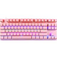 Клавіатура MOTOSPEED K82 Red Switch Pink (MTK82PMR)