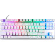 Клавіатура MOTOSPEED K82 Red Switch White (MTK82WMR)