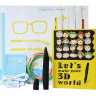 3D ручка DEWANG D12 Black Gift