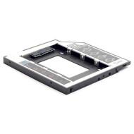 """Адаптер-перехідник Optibay 12.7mm AGESTAR SSMR2S 2.5"""" SATA"""