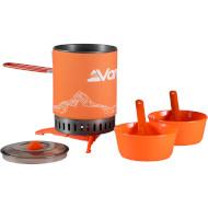 Система для приготування їжі VANGO Ultralight Heat Exchanger Cook Kit (ACQHEATEXG10Z05)