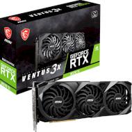 Відеокарта MSI GeForce RTX 3070 Ti Ventus 3X 8G LHR