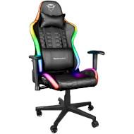 Крісло геймерське TRUST Gaming GXT 716 Rizza Black (23845)