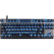 Клавіатура бездротова MOTOSPEED GK82 Blue Switch Black (MTGK82BMB)