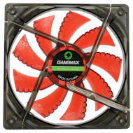Кулер для корпуса GAMEMAX WindForce Red (GMX-WF12R)