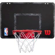 Набір баскетбольний WILSON NBA Forge Mini Hoop (WTBA3001FRGNBA)