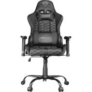 Крісло геймерське TRUST Gaming GXT 708 Resto Black (24436)