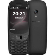 Мобільний телефон NOKIA 6310 DS Black (16POSB01A02)