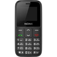 Мобільний телефон NOMI i1870 Black (822952)
