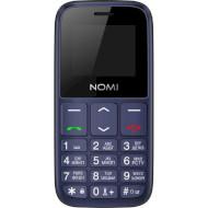 Мобільний телефон NOMI i1870 Blue (822953)