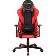 Крісло геймерське DXRACER G-series D8100 Black/Red (GC-G001-NR-C2-NVF)