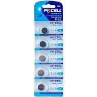 Батарейка PKCELL Lithium CR1216 5шт/уп (2000000217963)