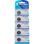 Батарейка PKCELL Lithium CR1616 5шт/уп (2000000217994)