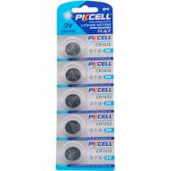 Батарейка PKCELL Lithium CR1632 5шт/уп (2000000218014)