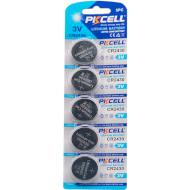 Батарейка PKCELL Lithium CR2430 5шт/уп (2000000218021)