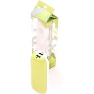 Повербанк REMAX RPP-28 Milk Couple Yellow 11000mAh