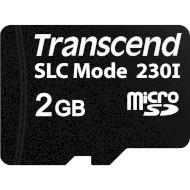 Карта пам'яті TRANSCEND microSDXC 2GB V30 Class 10 (TS2GUSD230I)