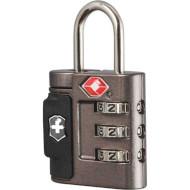 Замок кодовий TSA VICTORINOX Travel Sentry Approved Combination Lock Set Gray (31170001)