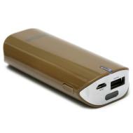 Портативное зарядное устройство POWERPLANT PB-LA9005 (5200mAh)