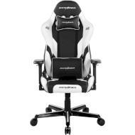 Крісло геймерське DXRACER G-series D8100 Black/White (GC-G001-NW-C2-NVF)