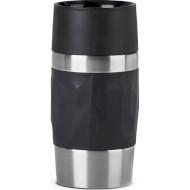 Термокружка TEFAL Compact Mug Black 0.3л (N2160110)
