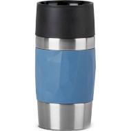 Термокружка TEFAL Compact Mug Blue 0.3л (N2160210)