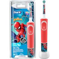 Дитяча зубна щітка BRAUN ORAL-B Vitality Kids Spiderman D100.413.2K (80359072)