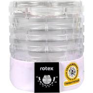 Сушарка для овочів і фруктів ROTEX RD610-W