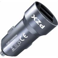 Автомобільний зарядний пристрій PZX C915 Black