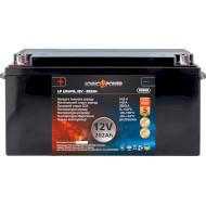 Автомобільний акумулятор LOGICPOWER LiFePO4 12В 202 Агод (LP10969)