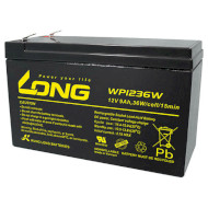 Акумуляторна батарея KUNG LONG WP1236WVO (12В 9Ач)