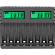 Зарядний пристрій PUJIMAX LCD-006
