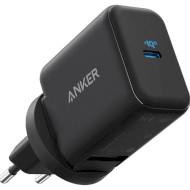 Зарядний пристрій ANKER PowerPort III 25W Black (A2058G11)