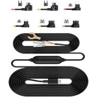 Комплект підключення відеореєстратора до бортової мережі DDPAI IPS Type-C USB A TC Mini 5