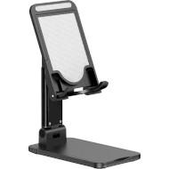 Підставка для планшета USAMS Retractable Desktop Phone/Tablet Stand Black