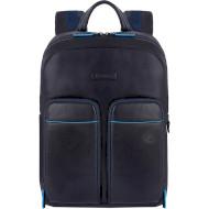 "Рюкзак PIQUADRO B2 Revamp 14"" RFID 11.5L Blue (CA5575B2V-BLU)"