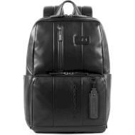 """Рюкзак PIQUADRO Urban 14"""" RFID TSA USB Black (CA3214UB00BM-N)"""