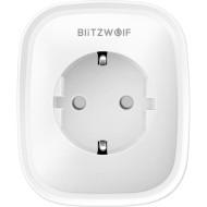 Мережева євророзетка з таймером BLITZWOLF BW-SHP2 White