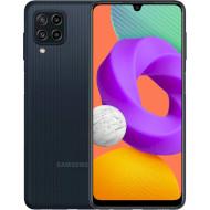 Смартфон SAMSUNG Galaxy M22 4/128GB Black (SM-M225FZKGSEK)