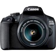 Фотоапарат CANON EOS 2000D Kit EF-S 18-55mm f/3.5-5.6 DC III (2728C007)