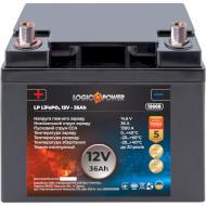 Автомобільний акумулятор LOGICPOWER LiFePO4 12В 36 Агод (LP12668)