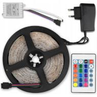 Світлодіодна стрічка VOLTRONIC 3258 RGB RGB 5м