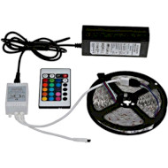 Світлодіодна стрічка VOLTRONIC 5050 RGB RGB 5м