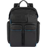 """Рюкзак PIQUADRO B2 Revamp 15.6"""" RFID Black (CA5573B2V-N)"""