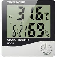 Термогигрометр VOLTRONIC HTC-1